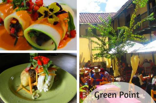 Restaurant Green Point