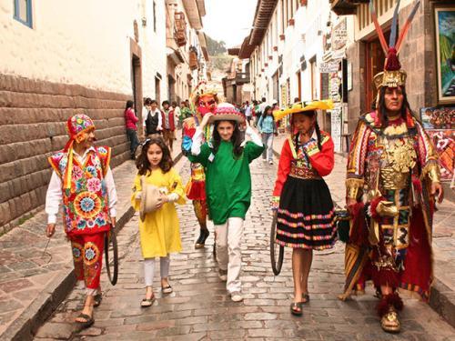 Cusco Scenes
