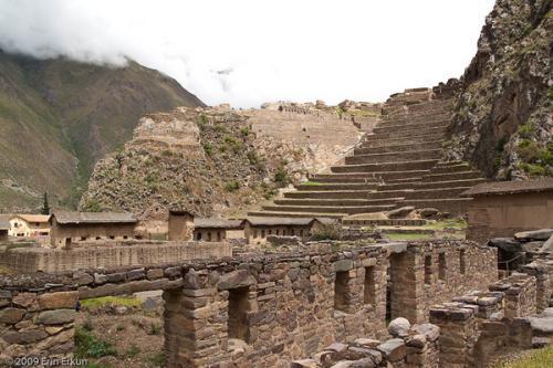 Ollantaytambo Ruins 1