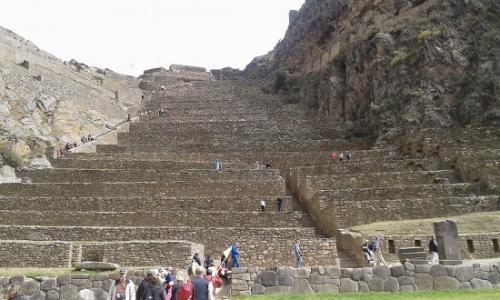 Ollantaytambo Ruins 4