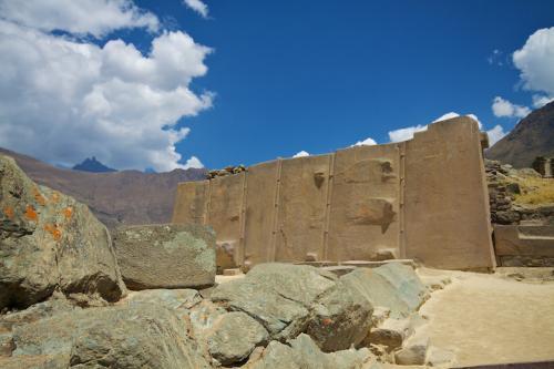 Ollantaytambo Ruins 5