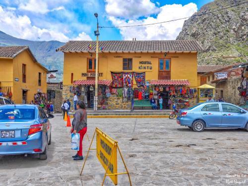 Ollantaytambo town 4