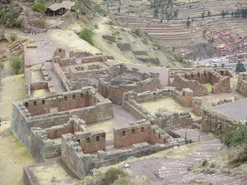 Pisac Ruins 1