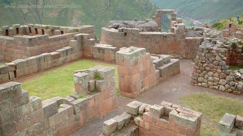 Pisac Ruins 4
